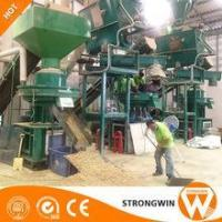 China Hot sale CE approved automatic wood pellet making machine price on sale