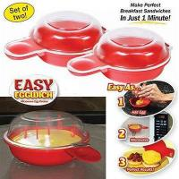 China Easy Eggwich Microwave Egg Cooker on sale