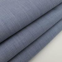 Yarn Dyed Shirting Fabric Small Checks Manufactures