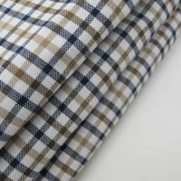Yarn Dyed Oxford Check Fabric Manufactures
