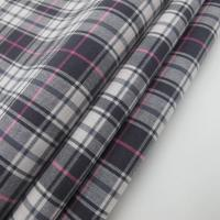 China 100% Cotton Yarn Dyed Check Fabric Hotsale For Men on sale