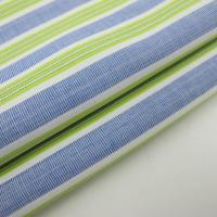 Yarn Dyed Stripe Fabric 100 Cotton Manufactures