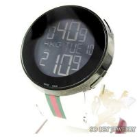 Mens White Igucci Digital Watch Manufactures
