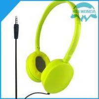 Manufacturer air headphone wired over ear earphone style cheap aviation headset Manufactures