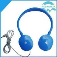 Shenzhen factory wholesale cheap disposable airline headset headphone Manufactures