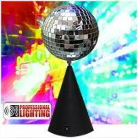 """8"""" Conical Stand Mirror Ball Manufactures"""