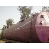 China pp frp chemical storage tank on sale