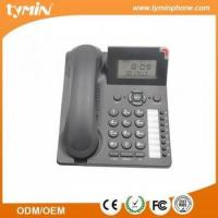 China New Arrival 2-Line Corded Office Phone System with Caller ID (TM-PA003A) Manufactures