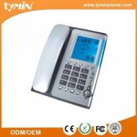 FSK / DTMF Jumbo CLI Corded Telephone for Business / Office / Home (TM-PA086) Manufactures