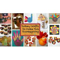 China 19 Turkey Crafts to Make This Thanksgiving on sale