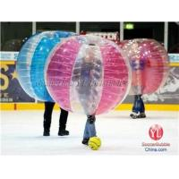 China Hot Selling Soccer Bubble Football Inflatable Human Bumper Ball on sale