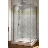 Capri Square Corner Entry Shower Manufactures