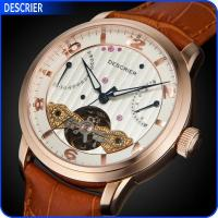 Buy cheap Skeleton automatic watches men luxury brand menchanical watches from wholesalers