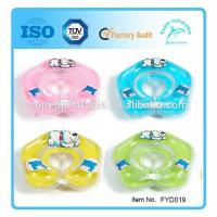 Buy cheap New Infant Kids Baby Swimming Neck Float Ring Adjustable Collar Safety from wholesalers