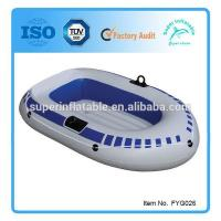 Inflatable 1~2 Person PVC Boat Raft Manufactures