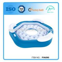 3 Person Floating Outdoor Pool Lounge Manufactures