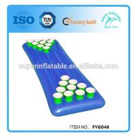 Inflatable Floating Pool Party Pong Table Manufactures