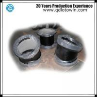 ISO8179 Double Socket 11.25 Deg Bend Raw Water Use Ductile Iron Pipe Fittings Manufactures