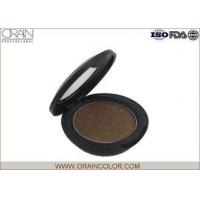 China Mineral Shimmer Powder Eyeshadow Palette , One Color Custom Eyeshadow Palette on sale