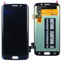 China 5.1 Cell Phone LCD Screen for Galaxy S6 Edge , Samsung LCD Panel Replacement on sale