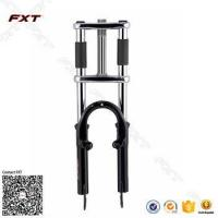 Suspension Forks Factory direct double crown & triple clamp forks Manufactures