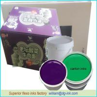 Buy cheap Water-based Inks For Paper Roll Printing from wholesalers