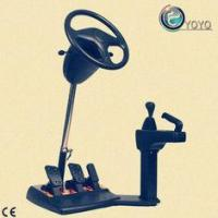 Portable Driving Simulator Made Of ABS+Iron Materials Manufactures