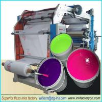 Quality Water Based Ink for Straw Paper China factory for sale