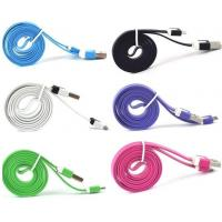 China DN-105 Flat noodle shape micro USB cable on sale