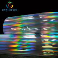 Buy cheap DW01 hologram film from wholesalers