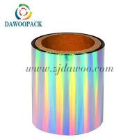 Buy cheap DW06 rainbow hologram film from wholesalers