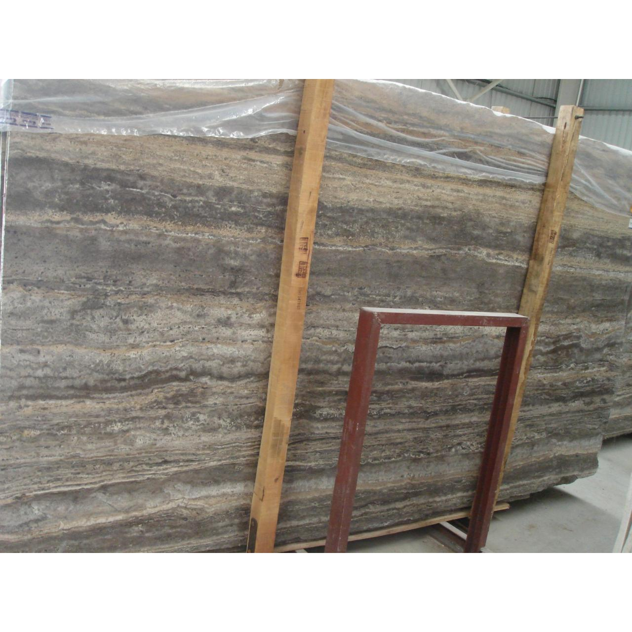 Chinese Marble Silver Travertine Manufactures