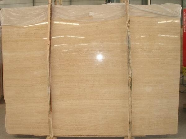 Quality Chinese Marble Beige Travertine for sale