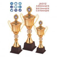 Buy cheap sport competition award world cup trophy from wholesalers