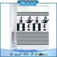 Shower Curtain PEVA Shower curtain for America market Manufactures