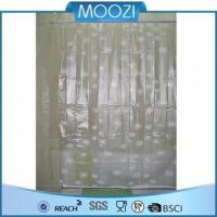 Shower Curtain Clear Shower Curtain Liner Flower Shower Curtain Manufactures