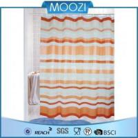 "Shower Curtain Strip Printed PEVA Shower Curtain 72""X72"" Manufactures"