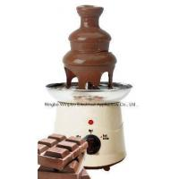 China Mini PRO 3-Tier Chocolate Fountain Trade Terms:FOB, CFR on sale