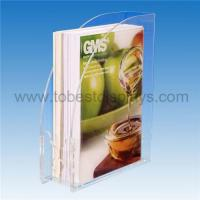Wall Mounted Acrylic File Holder Manufactures