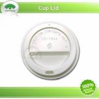 Wholesale from china plastic cup and dome lid reusable coffee cup with lid Manufactures
