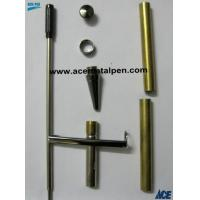 Pen Kits Slimline Pen Kits in Black Titanium finish Manufactures