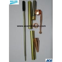Pen Kits Fancy Pen Kits in Copper plating Manufactures