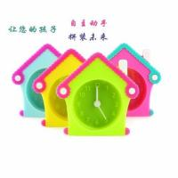 China New desgin silicone alarm clock wholesale