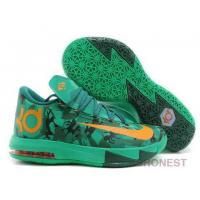 Buy cheap Nike KD 6 Easter Light Lucid Green Gorge Green from wholesalers