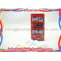 China Healthy Hard Sugar Free Candy For Diabetics , Tin Box 0 Calorie Candy on sale