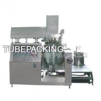 China Vacuum Emulsifying Machine VTE-ZRH Vacuum Emulsifying Mixer on sale