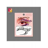 """""""Lady Flower Temporary Eye Tattoos JYQ115 Manufactures"""