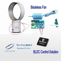 Energy-saving fan using PIC16F series MCU based on BLDC motor control technology Manufactures