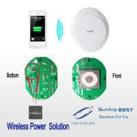 Qi Compliant Wireless Power Transmitter Manager using PIC18F series MCU Manufactures