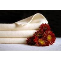 Bedding Collections Fine Organic Wool Plush Blanket - King Size - 100% Sustainable Wool Manufactures